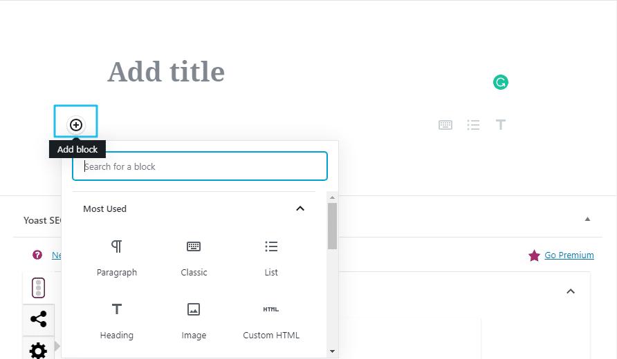 social feed on wordpress