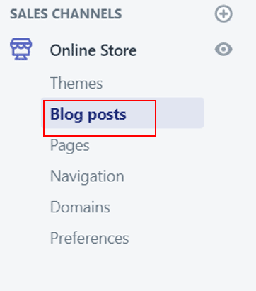 Embed RSS feed On Shopify Blog Posts