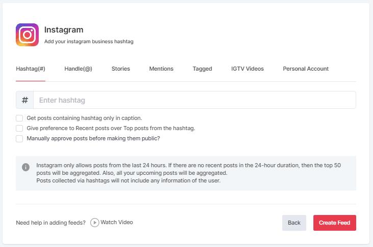 Embed Instagram Posts Using Different Methods